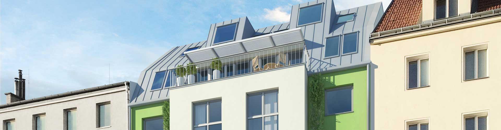 Wohnhaus Eichenstraße 54, 1120 Wien